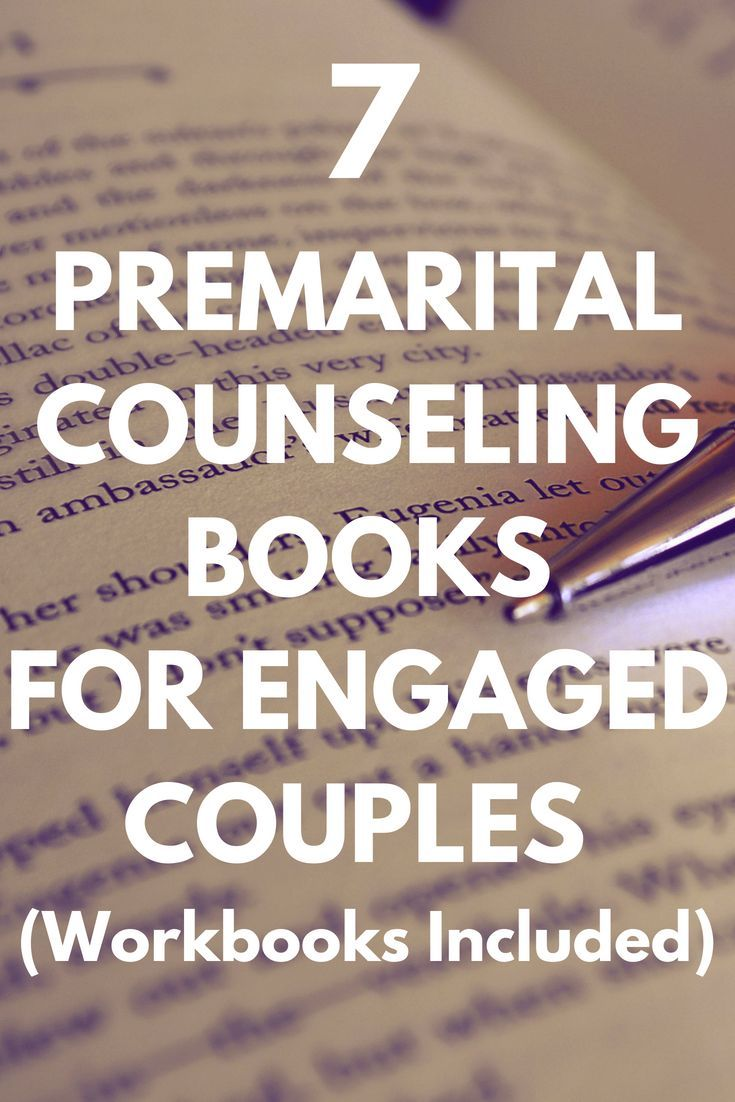 Best pre marriage books